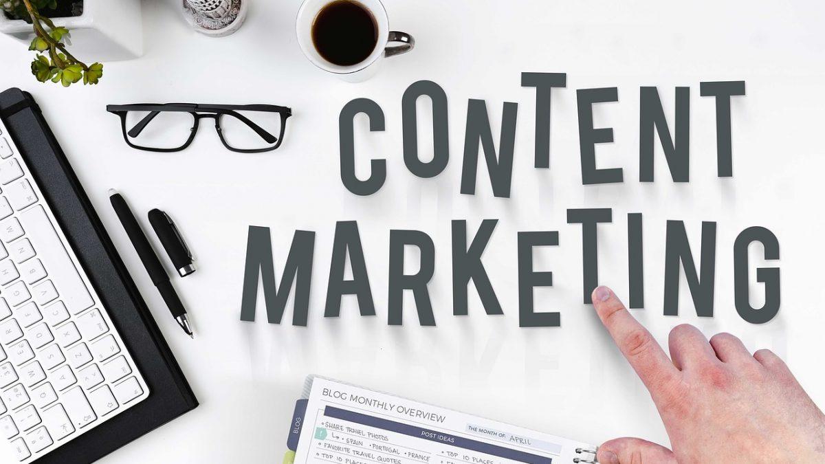 """content marketing"""